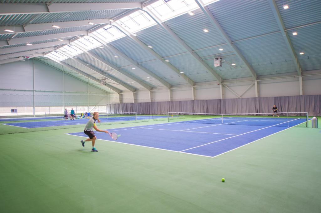 """Bērnu tenisa akadēmija """"Tennis Pro Academy"""""""